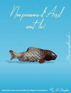 o2style la dauphine poisson pâques
