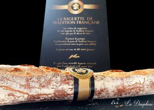 o2style la dauphine baguette tradition